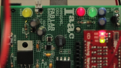 Smart Citizen's data sensor board