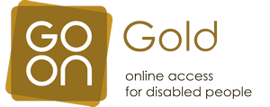 Go ON Gold - campaign logo