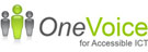OneVoice for Accessible ICT